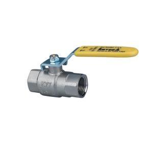 Kuglasti ventil za plin